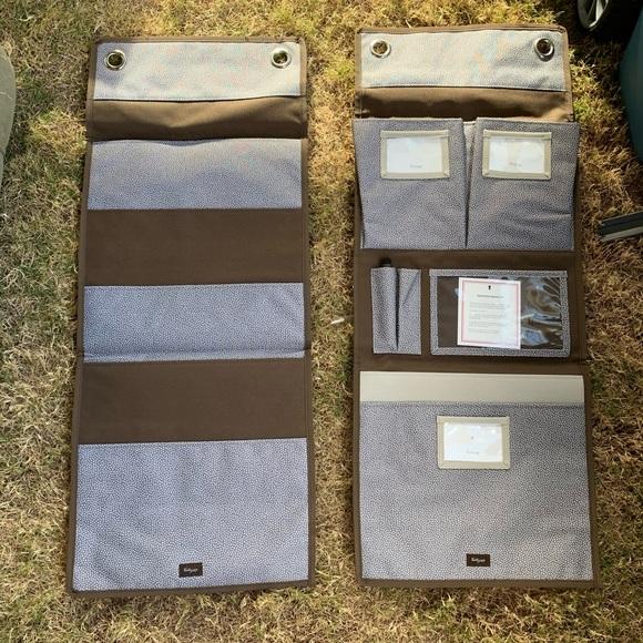 2 Hanging organizer, foldable cube thirty one